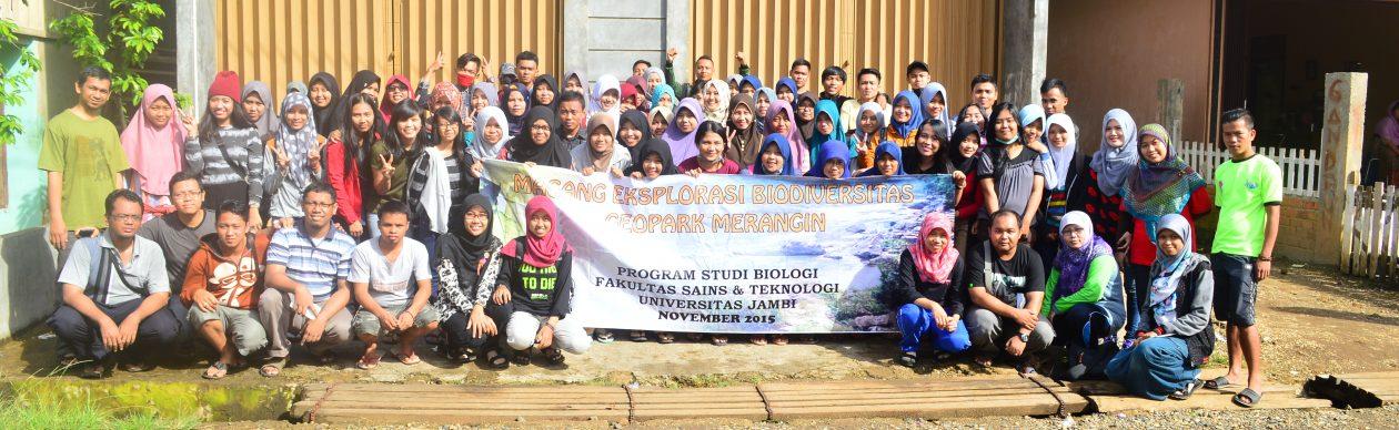 Biologi FST Universitas Jambi