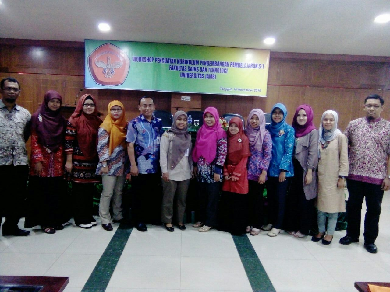 Dokumentasi Workshop Penguatan Kurikulum